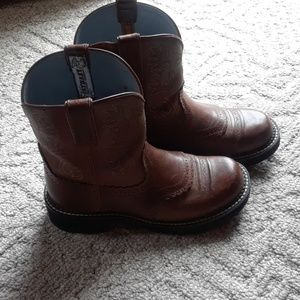 Ariat Shoes - ARIAT, fatbaby round toe